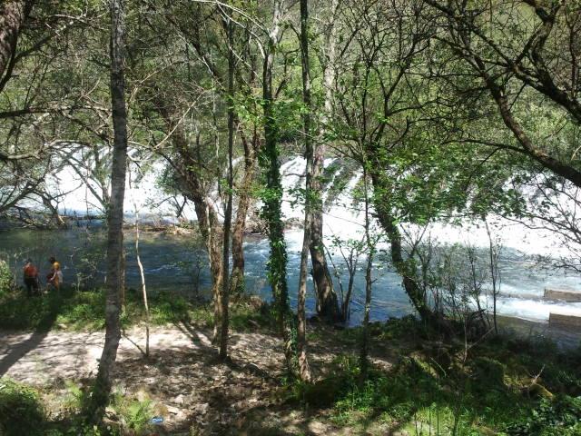 Foto de la Senda del Río Lerez.